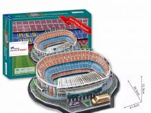 3D пазл ФК Барселона (Camp Nou Stadium)